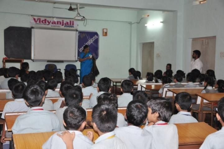 Vidyanjali School-Classrooms