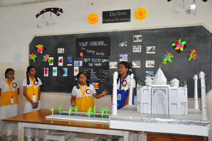 Vidyanjali School-Science Exhibition