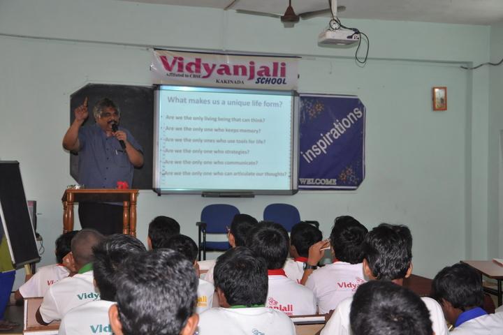 Vidyanjali School-Seminar