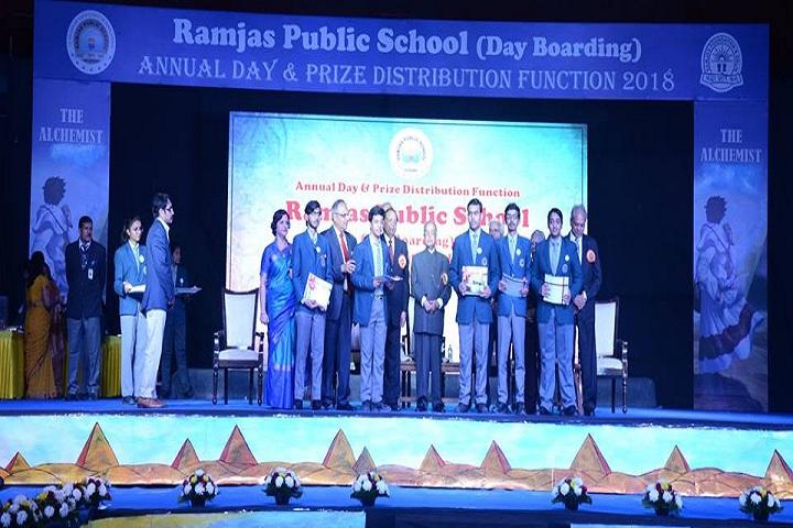 Ramjas Public School-Achivement