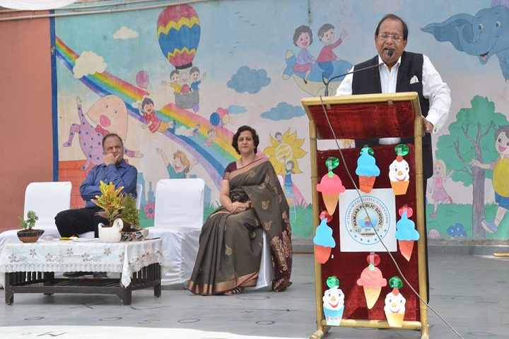 Ramjas Public School-Event