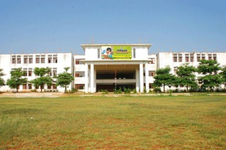Vignan Steel City Public School-School Building