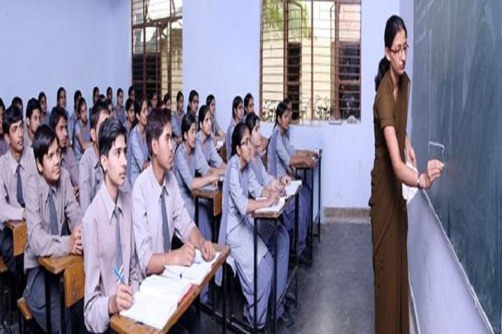 Rao Mohar Singh Memorial Pub School-Classroom