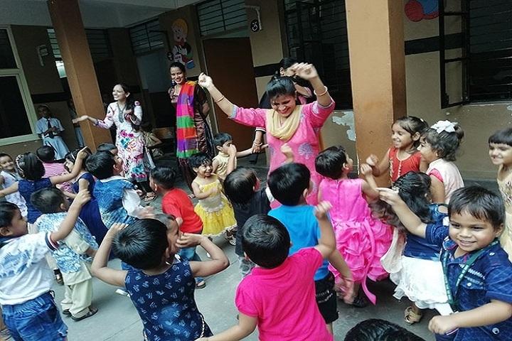 Rao Mohar Singh Memorial Pub School-Dance