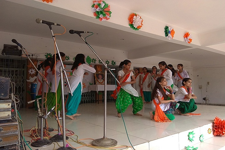Rao Mohar Singh Memorial Pub School-Independence Day event