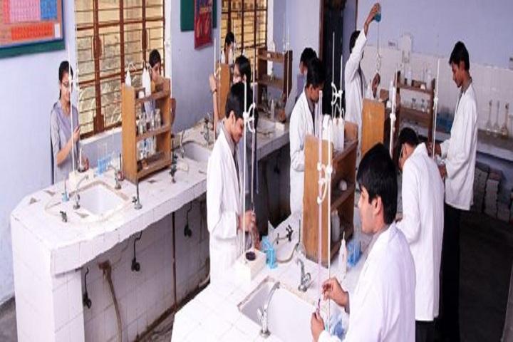 Rao Mohar Singh Memorial Pub School-Science Lab