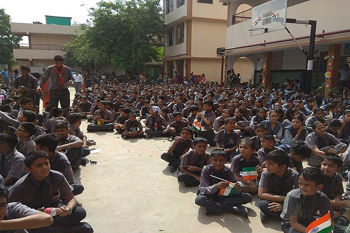 Rao Mohar Singh Memorial Pub School-Students