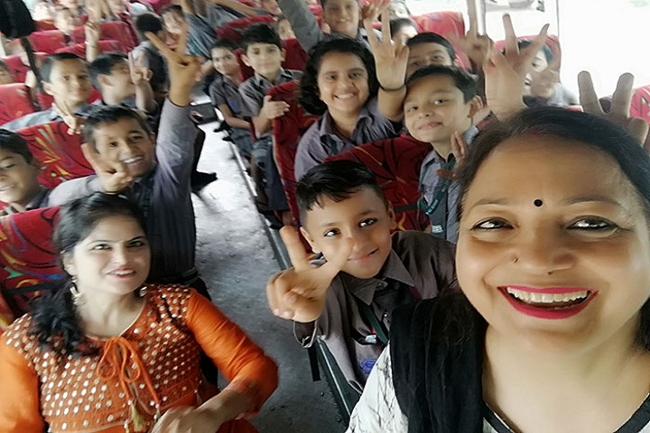 Rao Mohar Singh Memorial Pub School-Tour