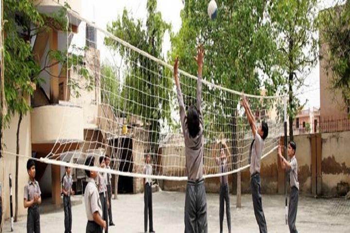 Rao Mohar Singh Memorial Pub School-Volley Ball Court