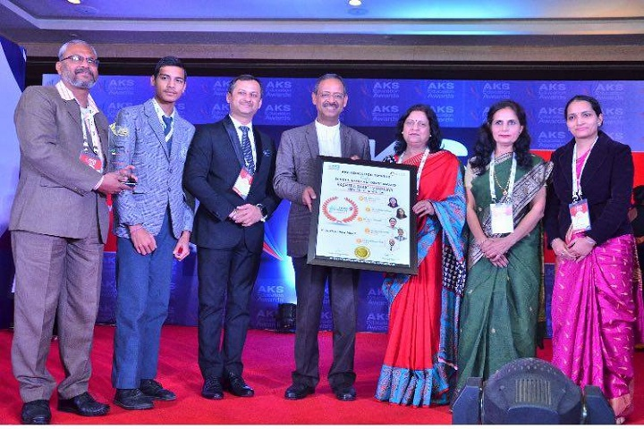 Rashtra Shakti Vidyalaya-Award Ceremony