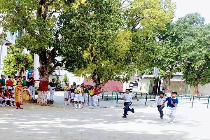 Rashtra Shakti Vidyalaya-Play Area