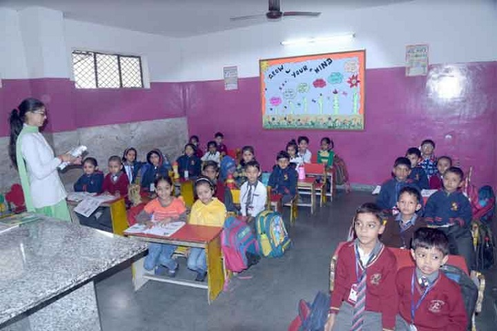 Ratan Jee Modern School-Classroom