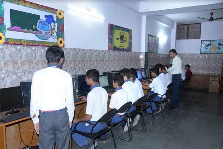 Ratan Jee Modern School-Computer Lab