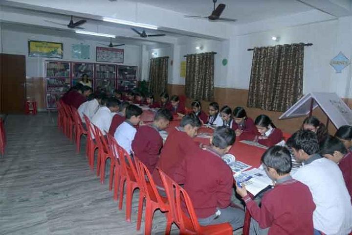 Ratan Jee Modern School-Library
