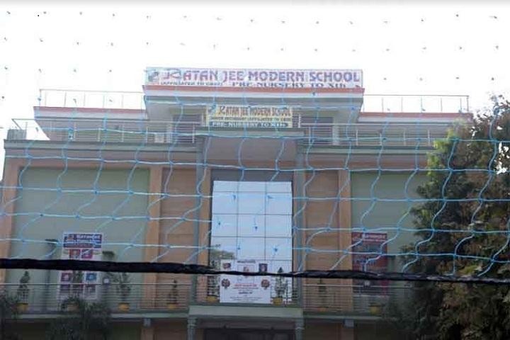 Ratan Jee Modern School-School Building