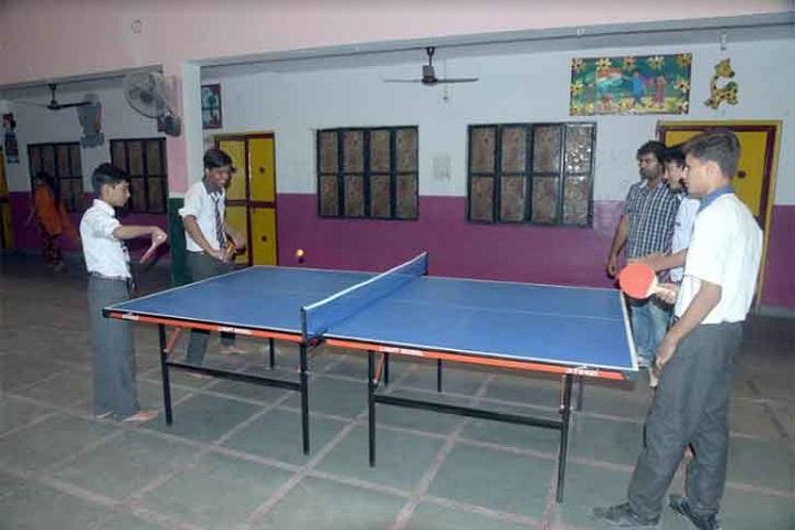 Ratan Jee Modern School-Indoor Games