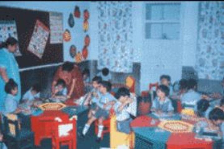 Ravindra Public School-Kids Activity Room