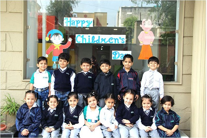 Rich Harvest Public School-Childrens day