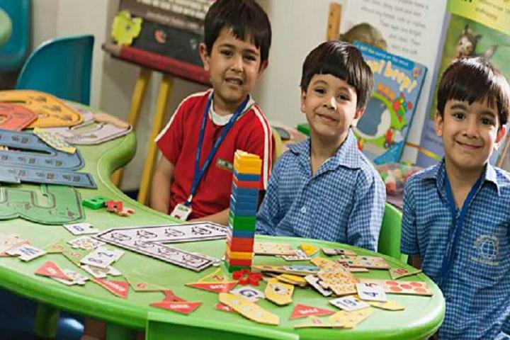 Richmondd Global School-Activities