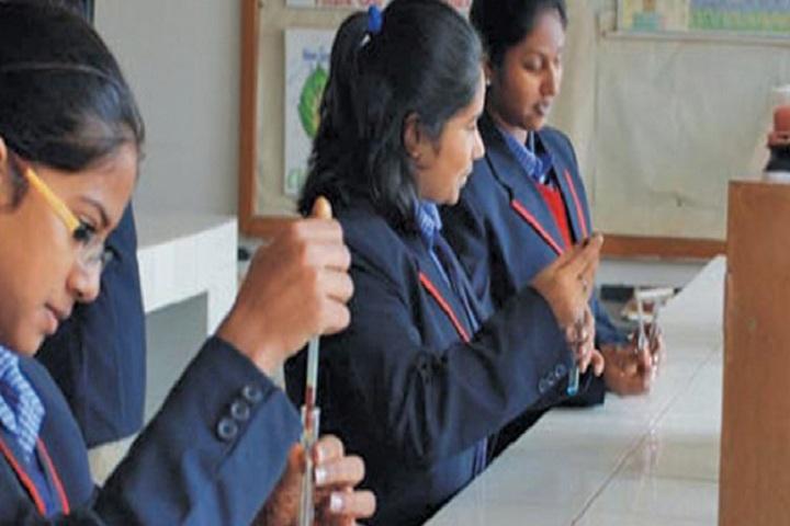 Richmondd Global School-Laboratory
