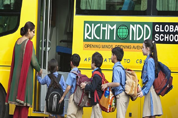 Richmondd Global School-Transport