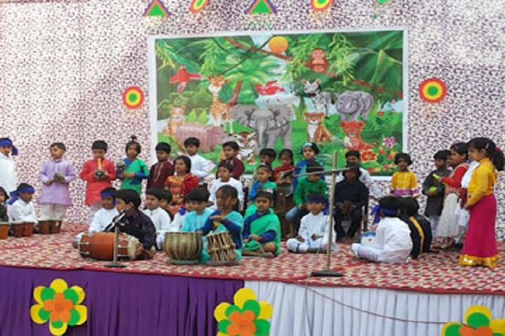 Rishabh Public School- Events