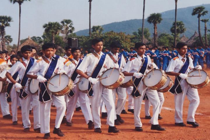 Vijnana Vihara Residential School-Band