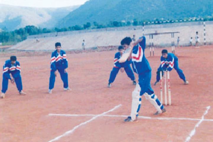 Vijnana Vihara Residential School-Cricket