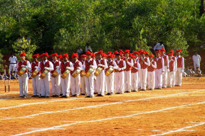 Vijnana Vihara Residential School-Investiture Ceremony
