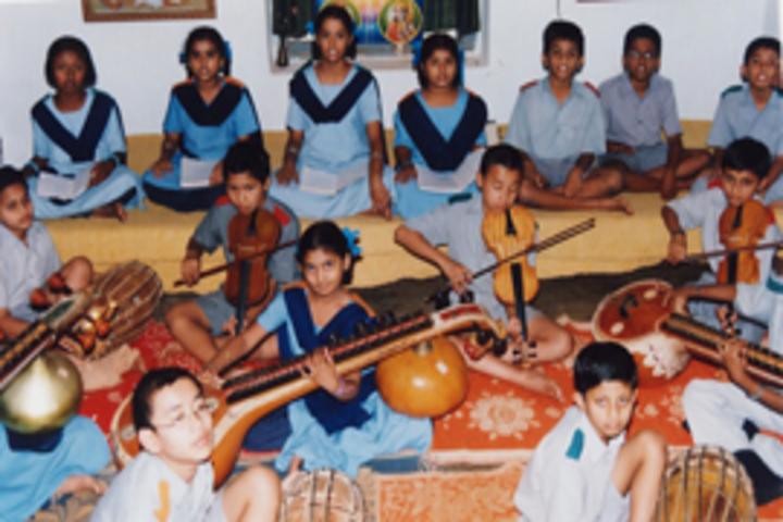 Vijnana Vihara Residential School-Music