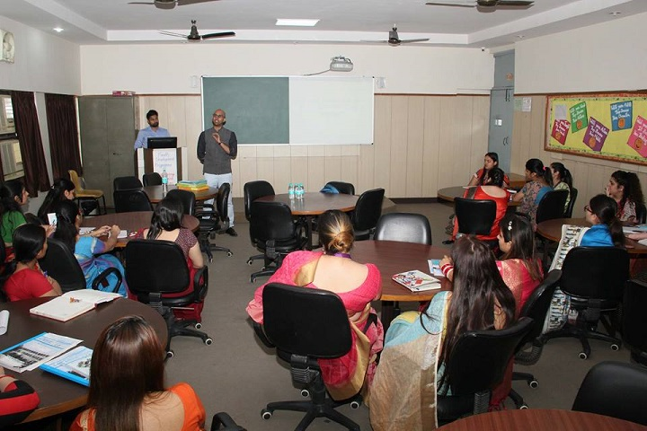 Rukmani Devi Public School-Conference room