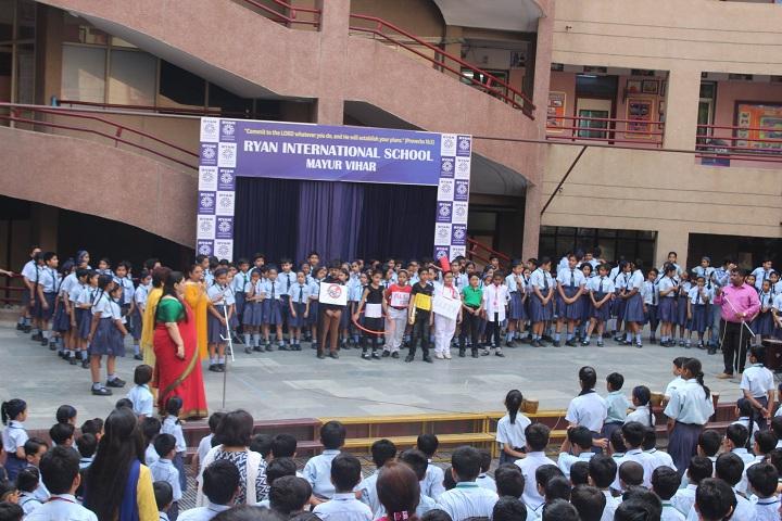Ryan International School - Events