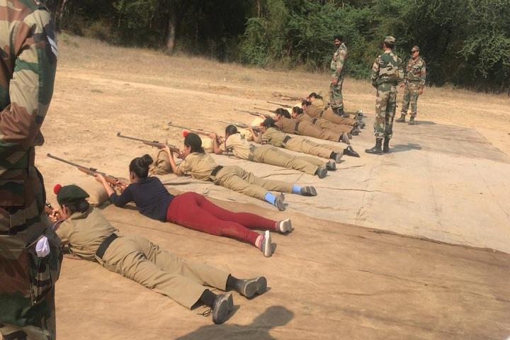 Ryan International School - NCC Training