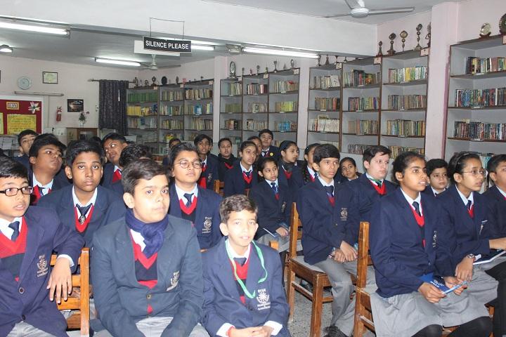 Ryan International School - Work shop