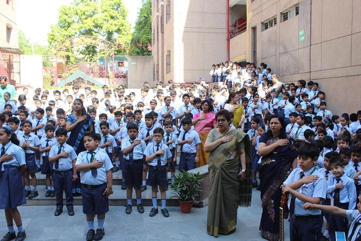Ryan International School - World Heritage Day Celebrations