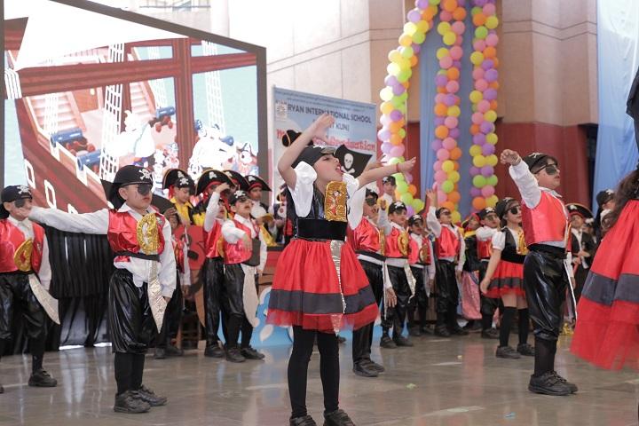 Ryan International School - Cultural Events