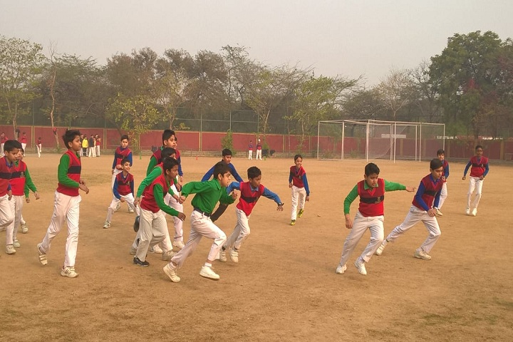 Ryan International School - Sports