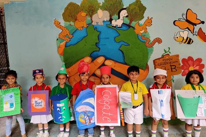 Ryan International School-Art and Craft