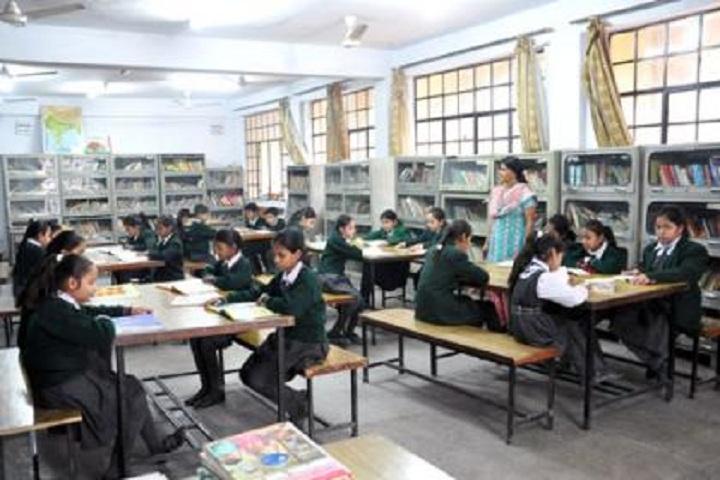 S D Public School-Library