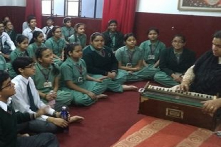 S D Public School-Music Room