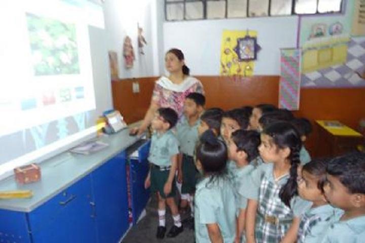 S D Public School-Smart Classrooms