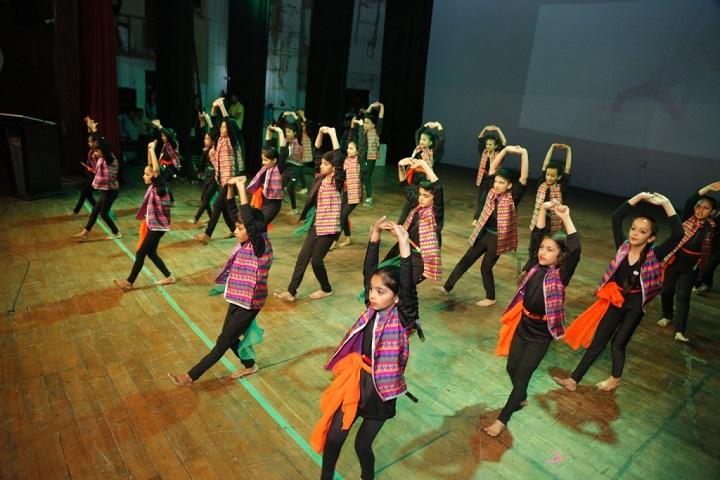 SSLT Gujarat Senior Secondary School-Annual Day Celebration