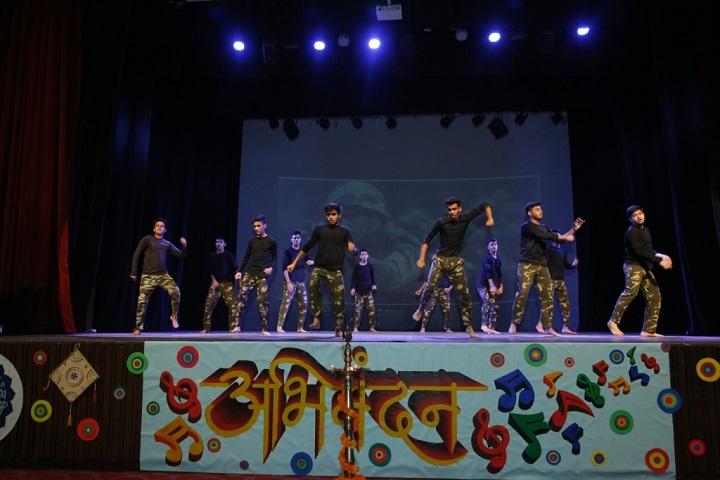 SSLT Gujarat Senior Secondary School-Dance