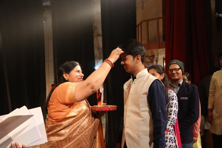 SSLT Gujarat Senior Secondary School-Farewell Day