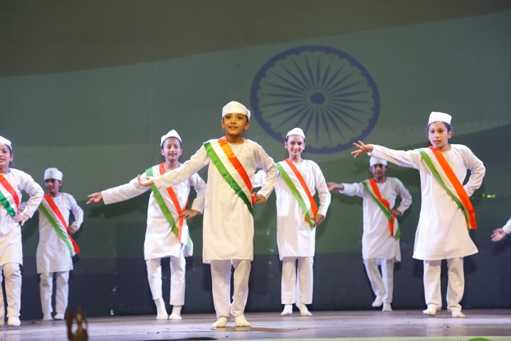SSLT Gujarat Senior Secondary School-Independence Day Celebration