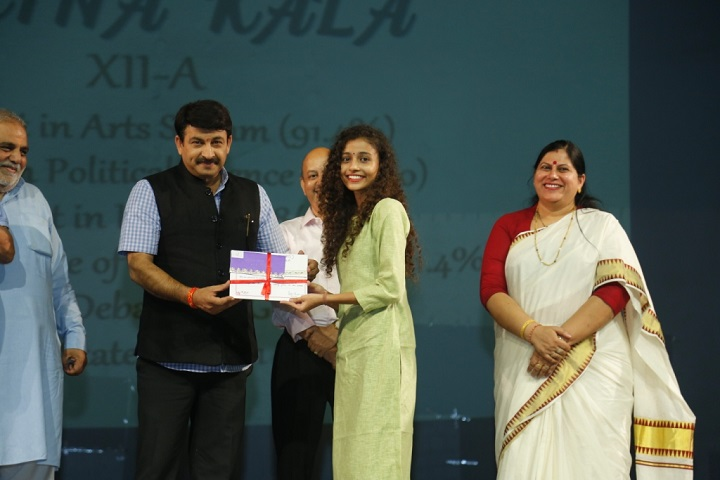 SSLT Gujarat Senior Secondary School-Prize