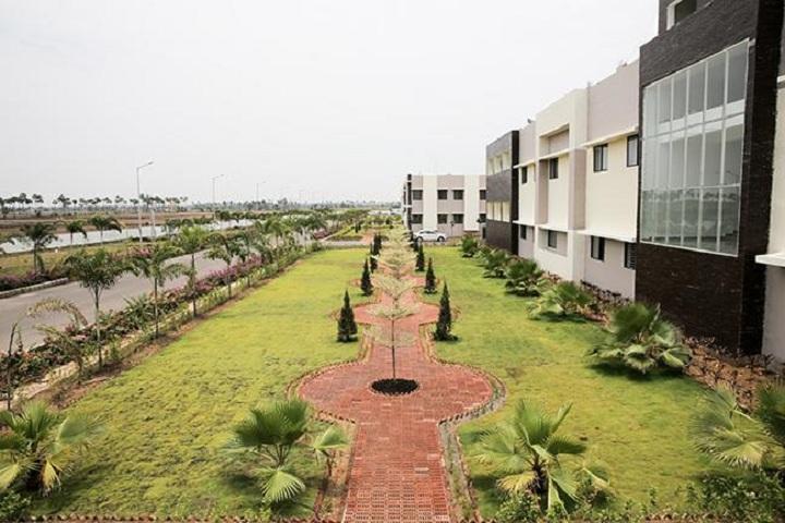 Viswabharathi Wisewoods High School-School Garden