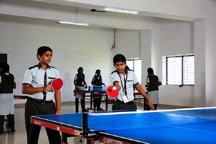 Viswabharathi Wisewoods High School-Table Tennis