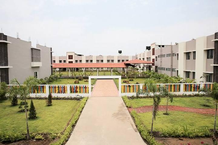 Viswabharathi Wisewoods High School-School Campus