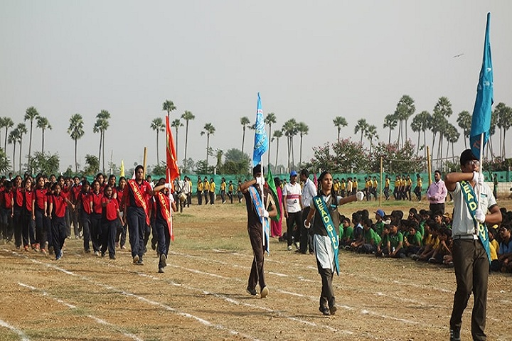 Viswabharathi Wisewoods High School-Sports Meet